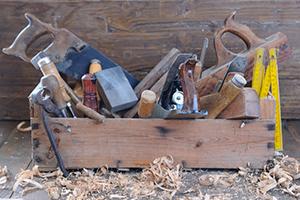 custom, centric toolbox